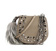 Jimmy Choo Bonbon Leather Cross Body Bag