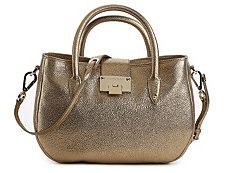 Jimmy Choo Rania Small Leather Satchel