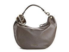 Jimmy Choo Small Solar Leather Hobo