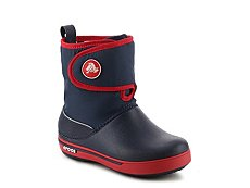 Crocs Crocband Gust Boys Toddler & Youth Snow Boot