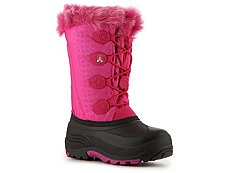 Kamik Snowgypsy Girls Youth Snow Boot