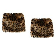 MeMoi Animal Craze Boot Cuff
