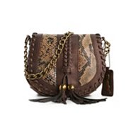 Carlos Santana Trenza Cross Body Bag