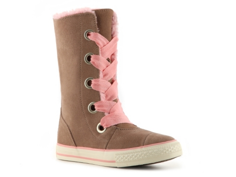 converse girl boots