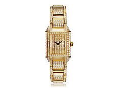 Girard-Perregaux Women's Vintage 1945 Lady Quartz Watch