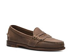 Ralph Lauren Collection Edrick Leather Penny Loafer