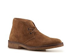 Ralph Lauren Collection Kelby Suede Chukka Boot