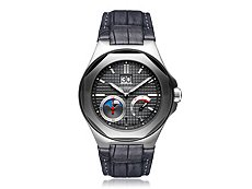 Girard-Perregaux Men's Laureato Evo 3 Moon Phases Watch