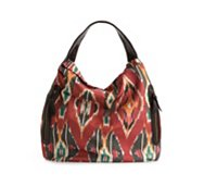 Be by Bryna Serranco Western Canvas Hobo