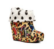 Iron Fist Lounge Days Wedge Bootie
