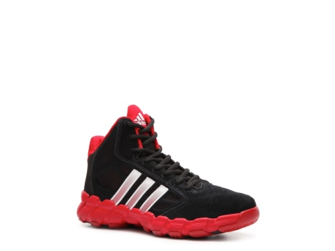 adidas Shake Em K Boys Toddler & Youth Basketball Shoe