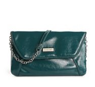 Nine West Patent Croc Rock Cross Body Bag