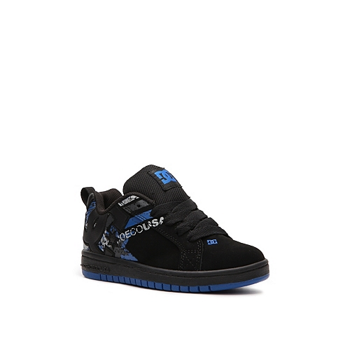DC Shoes Court Graffic SE Boys' Toddler & Youth Skate Shoe