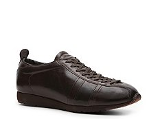 Santoni Leather Sport Sneaker
