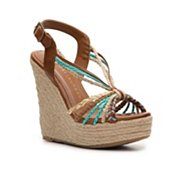 Chinese Laundry Dance Fever Multicolor Wedge Sandal