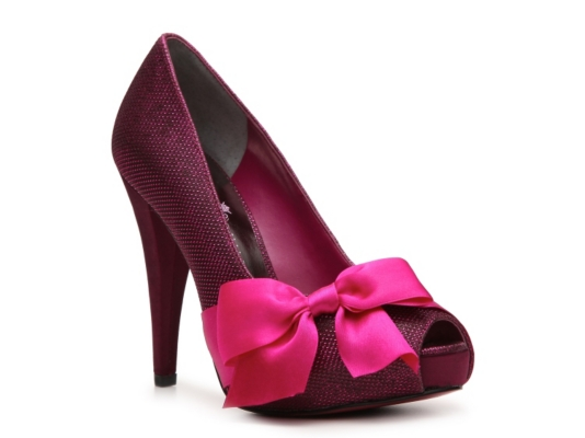 Paris Hilton Destiny Platform Pump