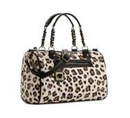 Betsey Johnson Yours Mine & Ours Satchel