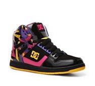 DC Shoes Rebound High-Top Skate Sneaker - Womens