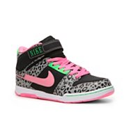Nike Air Morgan II Mid Animal Print Sneaker