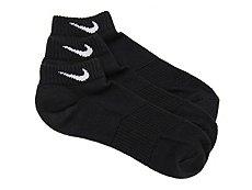 Nike Performance Cotton Cushioned Mens Socks - 3 Pack