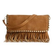 Steve Madden Fringy Cross Body Bag