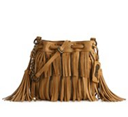 Carlos by Carlos Santanna On the Fringe Cross Body Bag