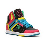 DC Stance High-Top Skate Sneaker