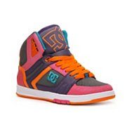 DC Shoes Stance High-Top Skate Sneaker - Womens
