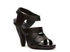 Bottega Veneta Leather Strappy Sandal
