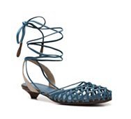 Bottega Venetta Woven Leather Cutout Pump