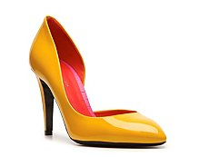 Bottega Veneta Patent Leather d'Orsay Pump