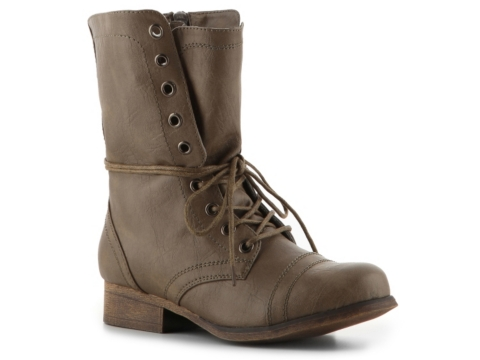 Madden Girl Gamer Combat Boot | DSW