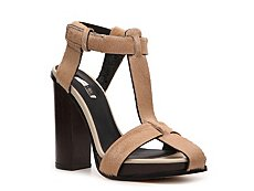 Calvin Klein Collection Faris Pony Hair Ankle Strap Sandal