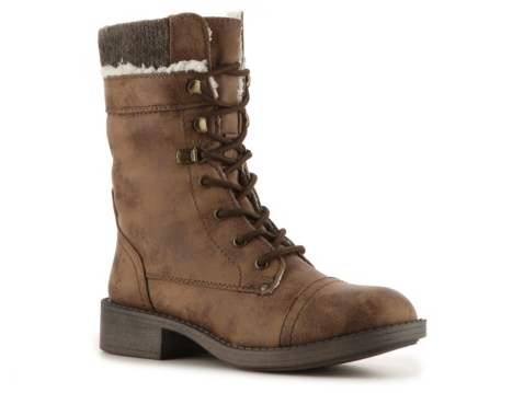 Roxy Shoes ROXY BAYLOR COMBAT BOO...