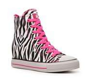 Daddy's Money Gimme Wicked Wedge Sneaker