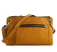 orYANY Mini Stitched Crossbody Bag