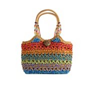Kelly & Katie Beaded Satchel