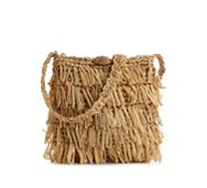 Kelly & Katie Raffia Cross Body Bag