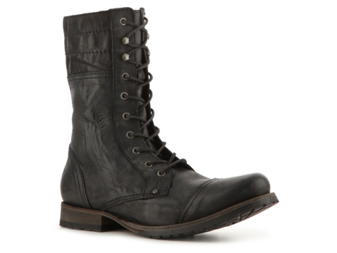 just cavalli vintage leather boot dsw