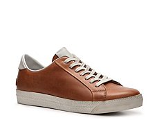 Just Cavalli Leather Sneaker