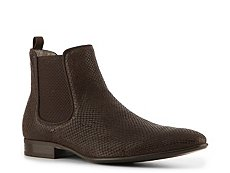 Just Cavalli Reptile Leather Boot