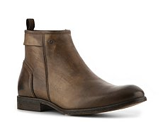 Just Cavalli Vintage Leather Boot