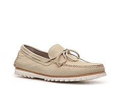 Just Cavalli Suede Boat Shoe