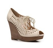 Restricted Mindy Wedge Pump