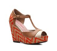 Pink & Pepper Fabiola Wedge Sandal