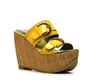 2 Lips Too Too Lagoon Wedge Sandal
