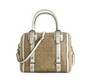 Kelly & Katie Kyla Straw Satchel