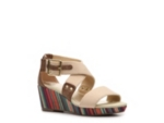 Kenneth Cole Reaction What a Loud Girls' Youth Wedge Sandal