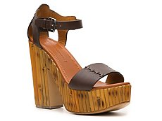 Ralph Lauren Collection Alira Leather Sandal