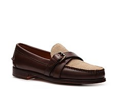 Ralph Lauren Collection Eckherd Leather Buckle Slip-On
